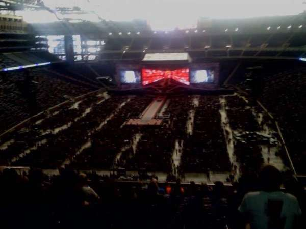 Ford Field, section: 319, row: 16, seat: 12