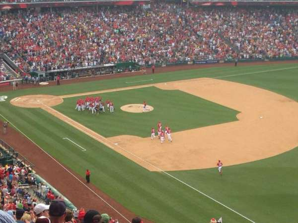 Nationals Park, section: 226, row: S, seat: 5