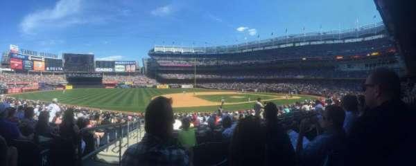 Yankee Stadium, section: 126, row: 24