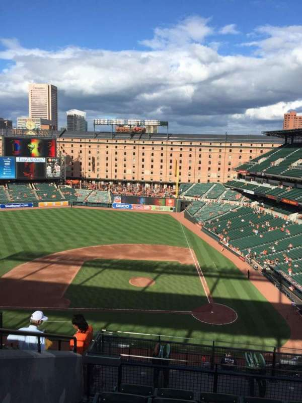 Oriole Park at Camden Yards, section: 244, row: 4, seat: 15