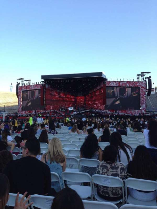 Rose Bowl, section: B2, row: 34, seat: 11