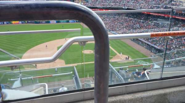 Comerica Park, section: 334, row: 6am, seat: 1