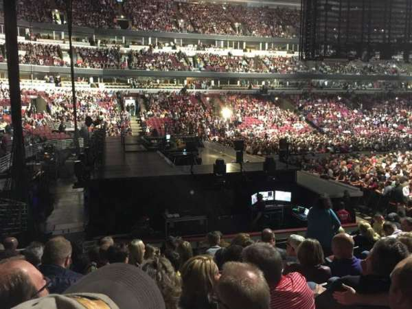 United Center, section: 114, row: 12, seat: 3