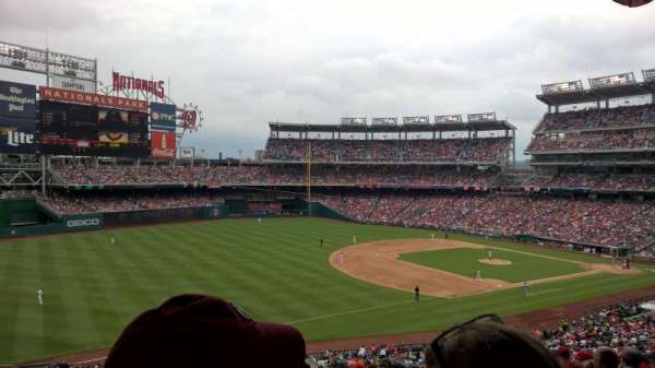 Nationals Park, section: 204, row: L, seat: 17
