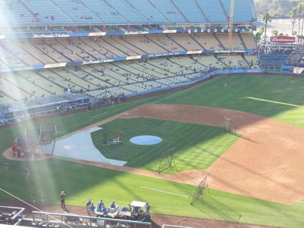 Dodger Stadium, section: 24RS, row: E, seat: 5