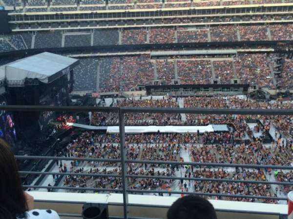 MetLife Stadium, section: 339, row: 2, seat: 18