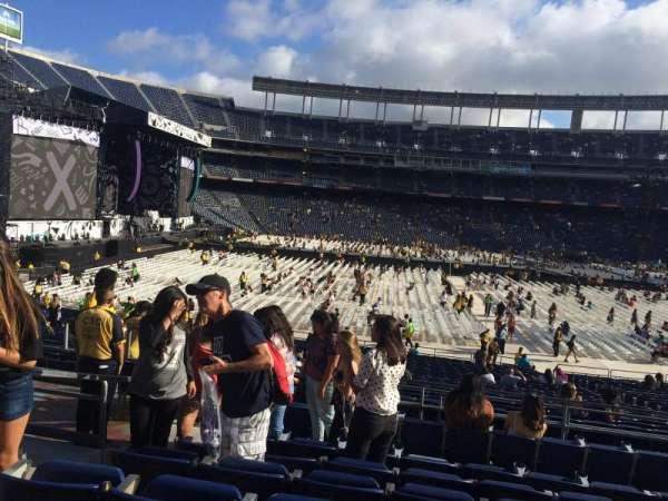 San Diego Stadium, section: P5, row: 7, seat: 4