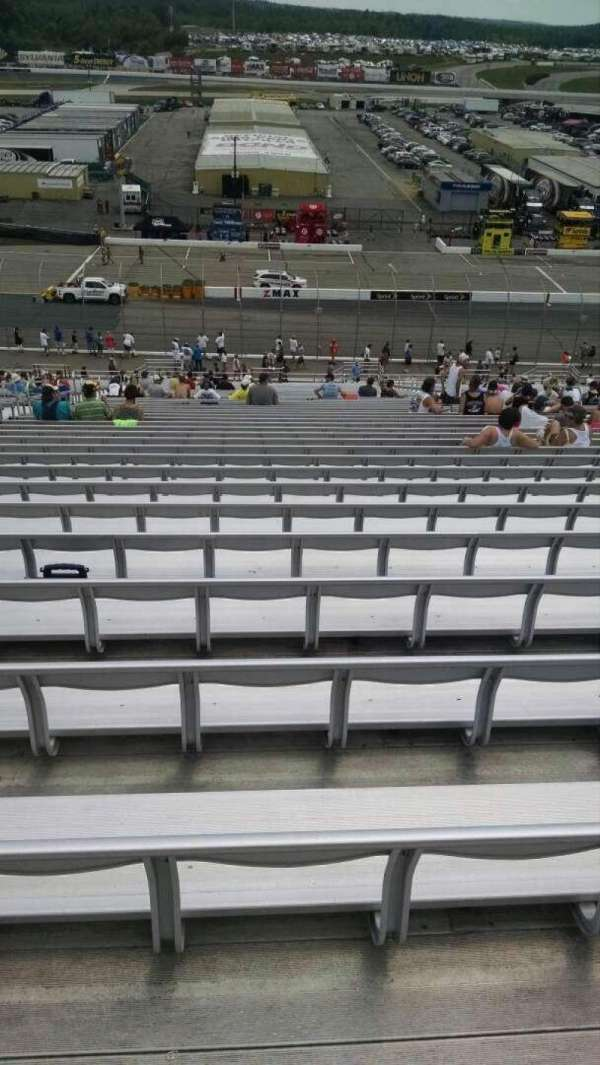 New Hampshire Motor Speedway, section: NP, row: 50, seat: 13