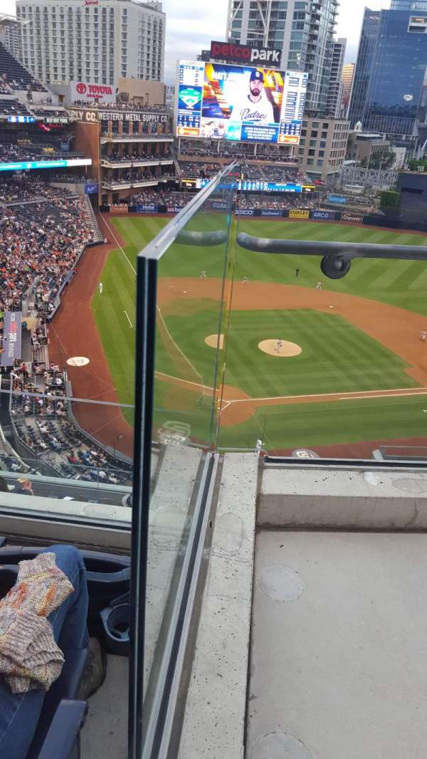 PETCO Park, section: 303, row: 9, seat: 14