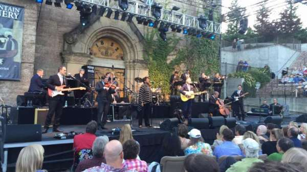 Mountain Winery, section: 1, row: G, seat: 36