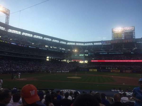 Citi Field, section: 114, row: 12, seat: 13