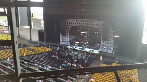 Hollywood Casino Amphitheatre (Tinley Park), section: Suite 206, row: 1, seat: 1