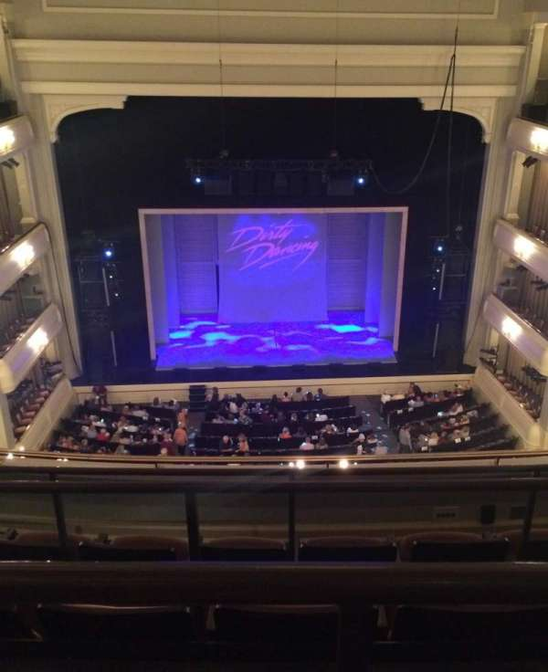 Bass Performance Hall, section: Lower Gallery, row: D, seat: 19