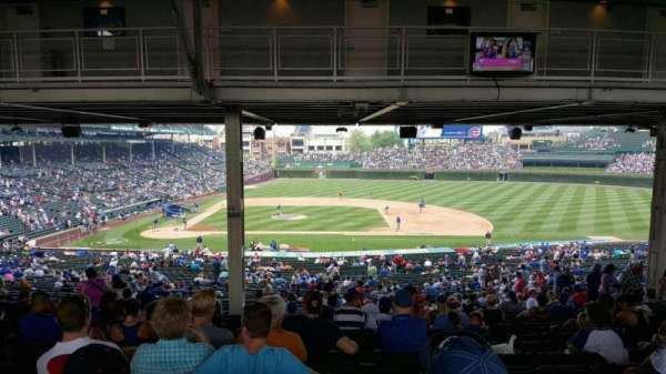 Wrigley Field, section: 228, row: 21, seat: 9