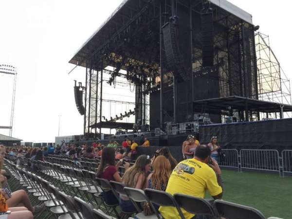 Hershey Park Stadium, section: A, row: 9, seat: 5