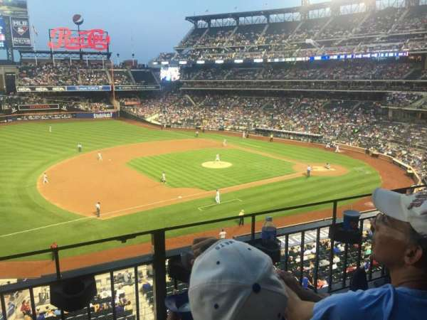 Citi Field, section: 328, row: 2, seat: 23