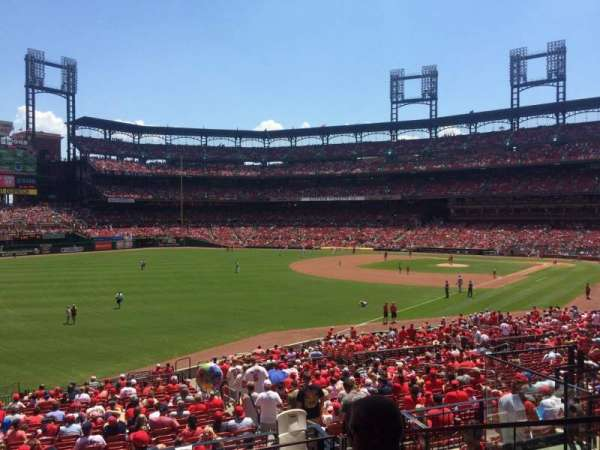 Busch Stadium, section: 167, row: 23, seat: 8