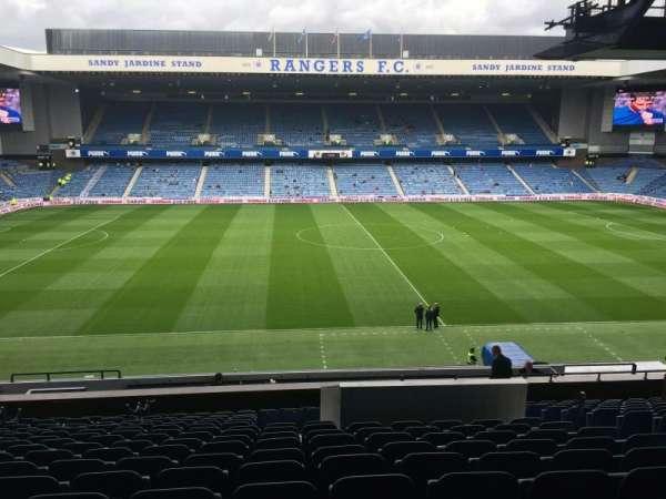 Ibrox Stadium, section: MFL, row: S, seat: 29