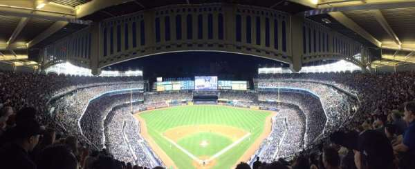 Yankee Stadium, section: 420B, row: 13, seat: 16