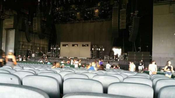 BB&T Pavilion, section: Box 3, seat: 3 and 4