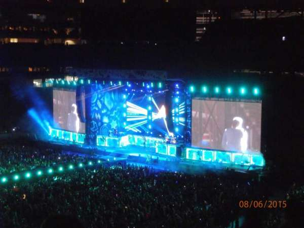 MetLife Stadium, section: 217, row: 4, seat: 9