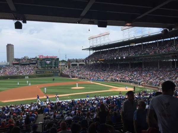 Wrigley Field, section: 213, row: 11, seat: 109