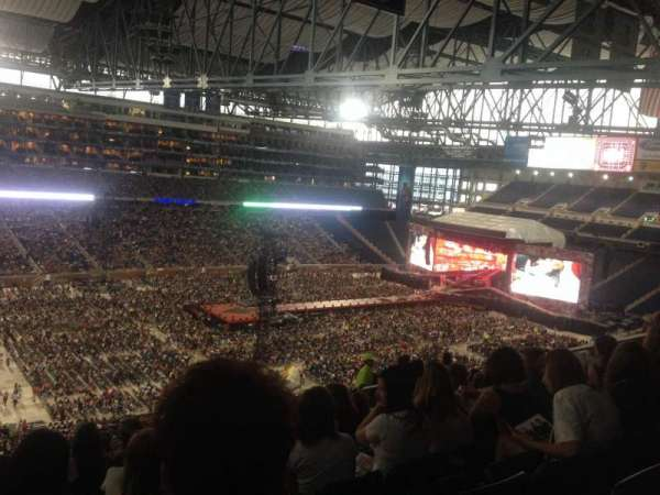 Ford Field, section: 326, row: 16, seat: 17