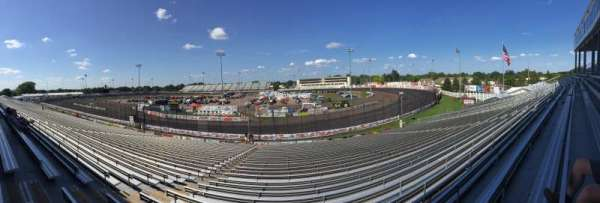 Knoxville Raceway, section: B, row: 29, seat: 28