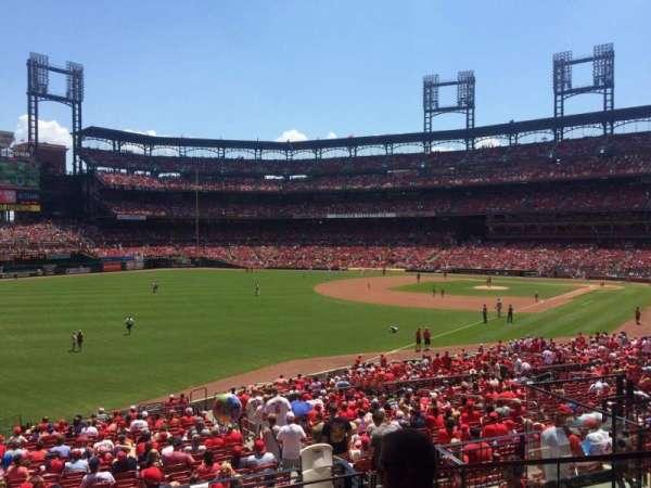 Busch Stadium, section: 167