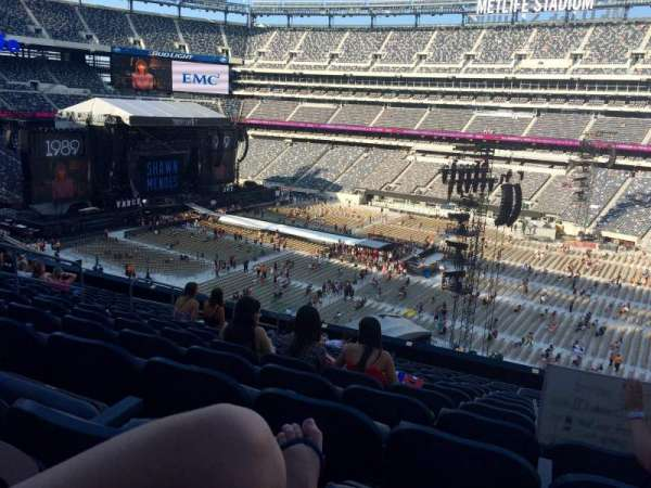 MetLife Stadium, section: 236, row: 11, seat: 8