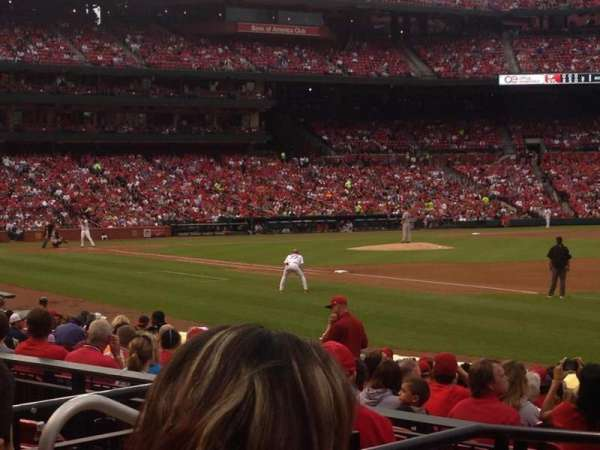 Busch Stadium, section: 137, row: 5, seat: 5,6