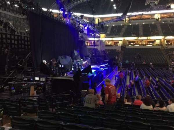 Bankers Life Fieldhouse, section: 17, row: 16, seat: 16