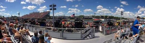 Watkins Glen International, section: 6, row: 4, seat: 3