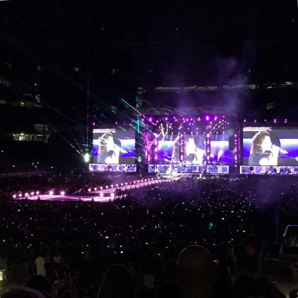 MetLife Stadium, section: 123, row: 20, seat: 18