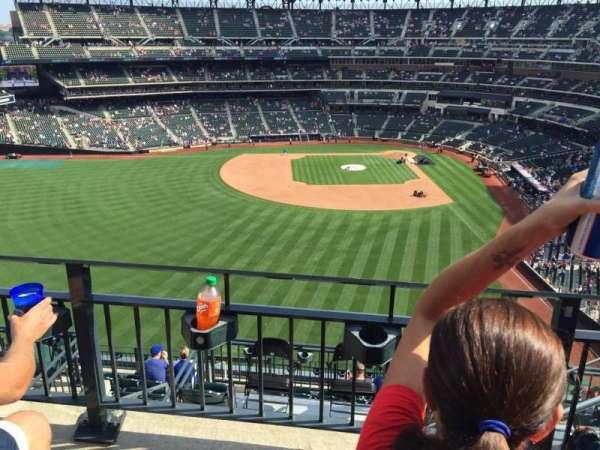 Citi Field, section: 534, row: 2, seat: 8