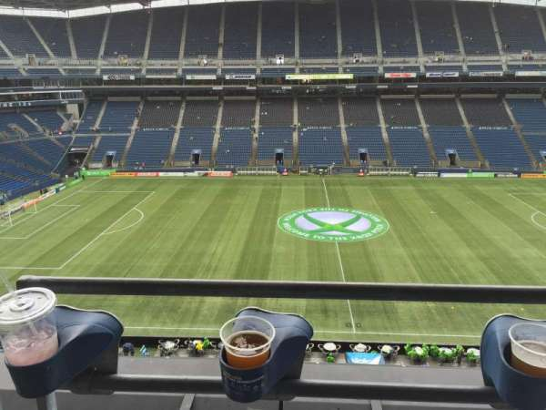 CenturyLink Field, section: 309, row: A, seat: 24