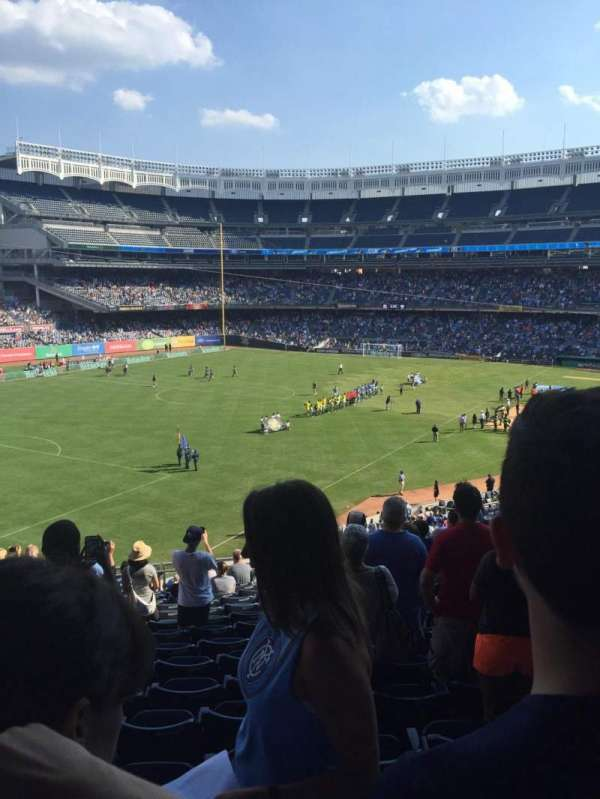 Yankee Stadium, section: 231, row: 16