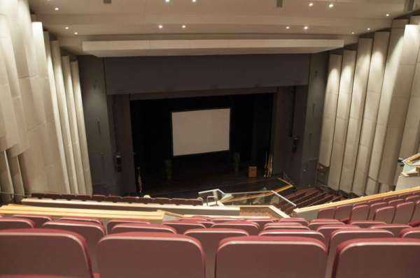 Mainstage Theatre, section: Balcony Left, row: K, seat: 7