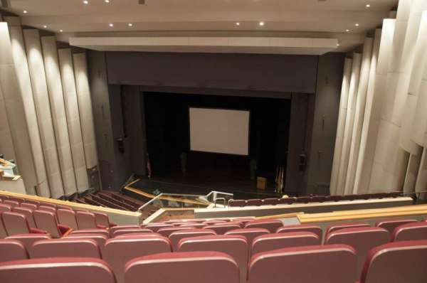 Mainstage Theatre, section: Balcony Right, row: K, seat: 10