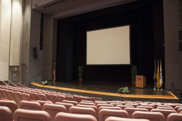 Mainstage Theatre, section: Front Orchestra - Right, row: M, seat: 10