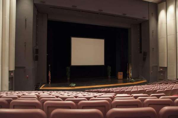 Mainstage Theatre, section: Front Orchestra - Left, row: T, seat: 13