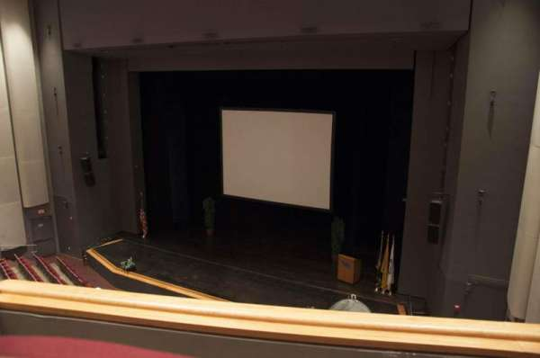 Mainstage Theatre, section: Loge - Right, row: BB, seat: 6