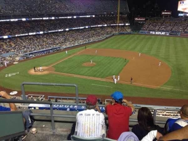 Dodger Stadium, section: 24RS, row: E, seat: 2