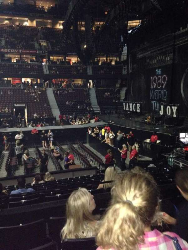 Canadian Tire Centre, section: 115, row: M, seat: 9