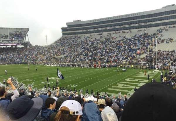 Beaver Stadium, section: SK, row: 32, seat: 1