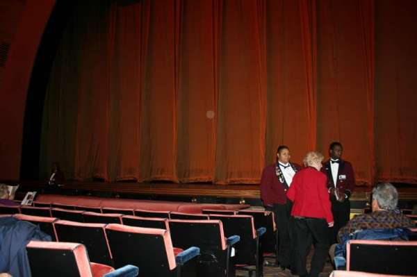 Radio City Music Hall, section: Orchestra 3, row: HH, seat: 314