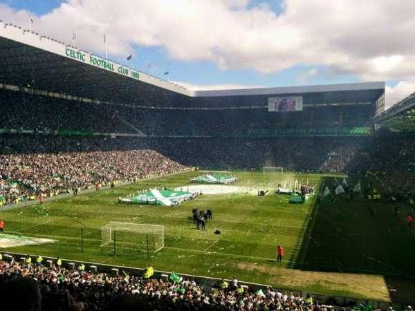 Celtic Park, section: 139, row: JJ, seat: 12