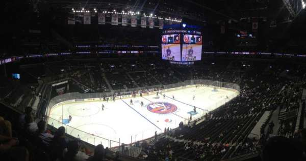 Barclays Center, section: 228, row: 4, seat: 10