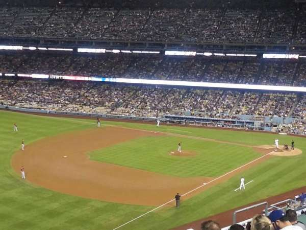 Dodger Stadium, section: 39RS, row: N, seat: 14