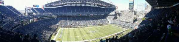 CenturyLink Field, section: 312, row: R, seat: 12